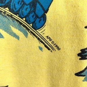 Screen Stars Shirts - 🔥VTG Little Engine That could Screenstars 1990 L